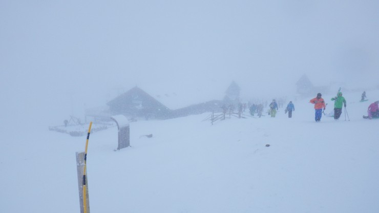 Poor visibility at 650m