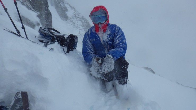 An Avalanche Forecaster!